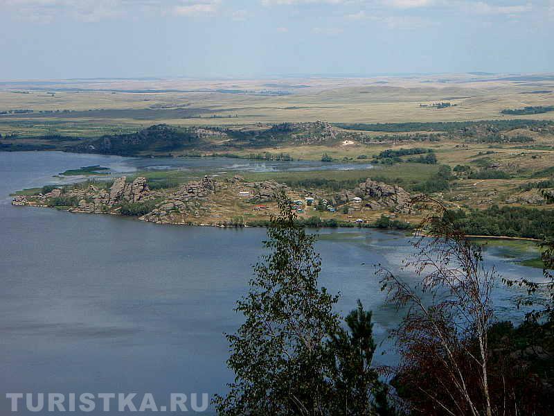 Рудный Алтай- общий географический обзор