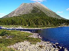 Конный поход на плато Укок : Исток реки Кара-Алаха