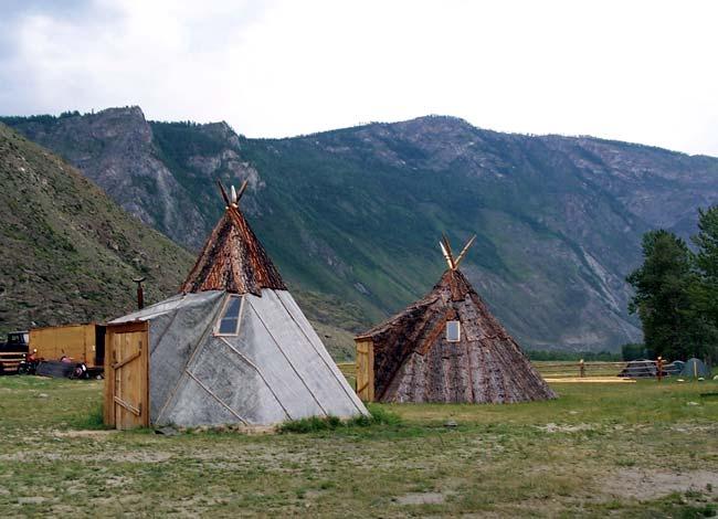 Алтайские чадыры