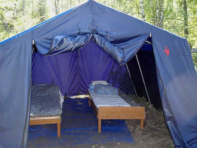 Палатка кемпинга