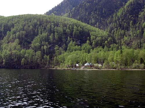 Туристическая деревня Эстюба