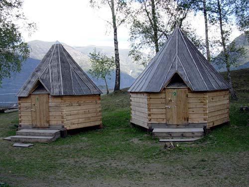 Домики-аилы