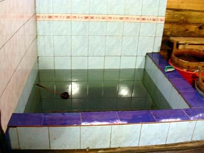Маленький бассейн в квартире своими руками 21