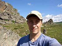 Горный Алтай : Поход от Чемала до Телецкого (лето 2007) : У Замка Злых Духов