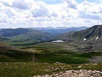 Горный Алтай : Поход от Чемала до Телецкого (лето 2007) : Долина Аккаи