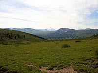 Горный Алтай : Поход от Чемала до Телецкого (лето 2007) : Урочище Сарысаз