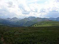 Горный Алтай : Поход от Чемала до Телецкого (лето 2007) : Перевал Куралбас