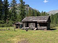 Горный Алтай : Поход от Чемала до Телецкого (лето 2007) : Что осталось от подставы 77 маршрута