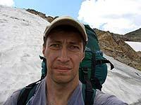 Горный Алтай : Поход от Чемала до Телецкого (лето 2007) : Ну вроде я.