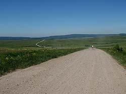 Рудный Алтай : Горная Колывань : Дорога к озеру Белому