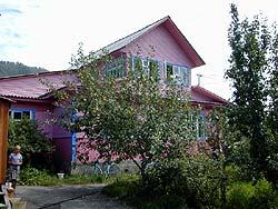 Пансионат Радна в Чемале