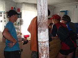 Горный Алтай : Велопоход «Два Алтая» : Затарка на почте