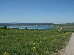 Горный Алтай : Велопоход «Два Алтая» : Дорога к озеру Белому от Бугришихи