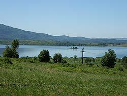 Горный Алтай : Велопоход «Два Алтая» : Озеро Белое