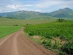 Горный Алтай : Велопоход «Два Алтая» : Спускаемся к Сентелеку
