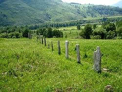 Горный Алтай : Велопоход «Два Алтая» : Каменные балбалы «Царского кургана»