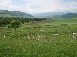 Горный Алтай : Велопоход «Два Алтая» : «Царский курган»