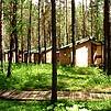 Горный Алтай : Туркомплекс  «Берель» : Летние домики