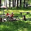 Горный Алтай : Туркомплекс  «Берель» : Детская площадка
