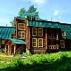 Горный Алтай : Пансионат «Эдем» : Корпус 'Виктория'