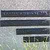 Горный Алтай : Семинский перевал : Надпись на камне