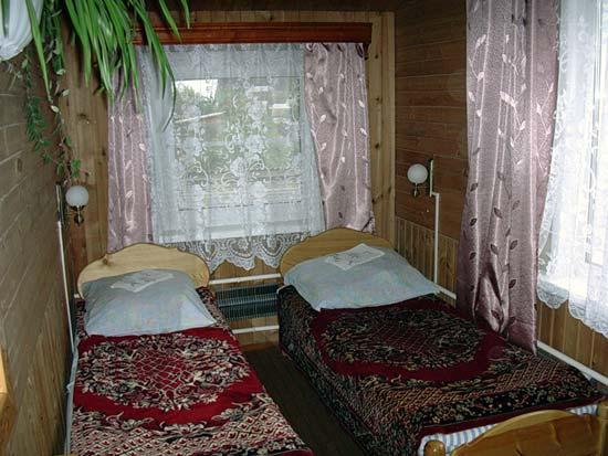 Спальня на 2 этаже